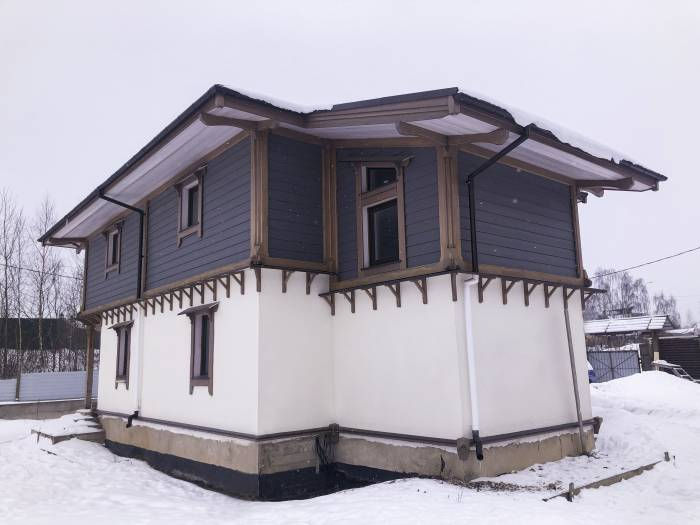 Коттеджный посёлок: дер. Покровское (фото 2)