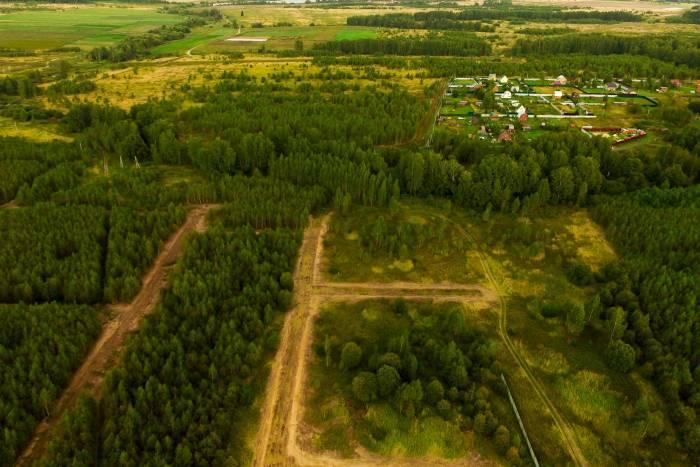 участок - село Заворово