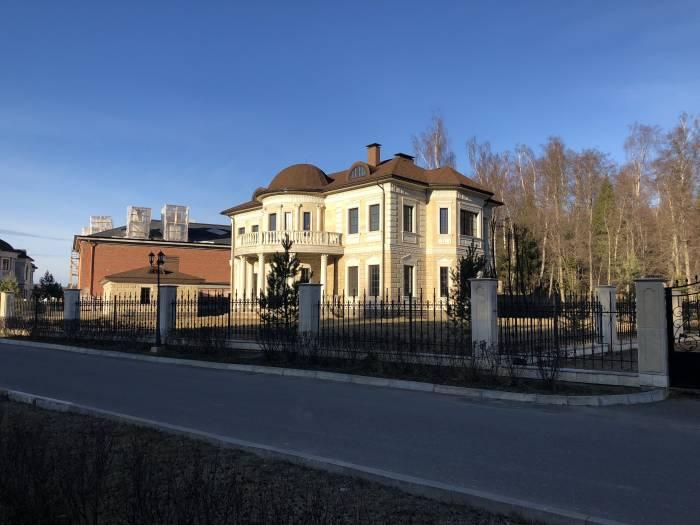 коттеджный посёлок - г. Троицк