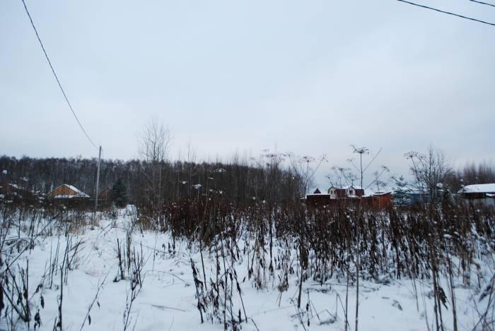 участок - дер. Холмы