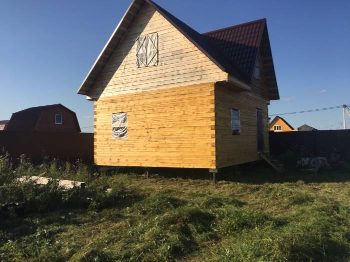 коттедж - село Шарапово, Чеховский р-н