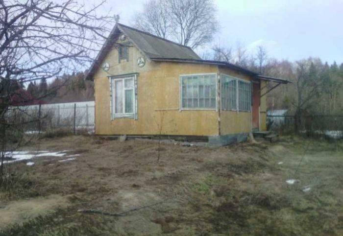 дача - село Покровское