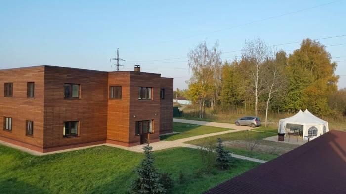 Коттеджный посёлок: село Кудиново (фото 1)