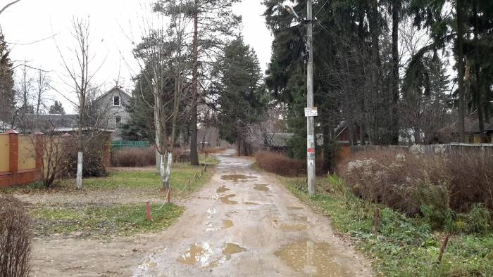 Коттеджный посёлок: дач.пос. Загорянский (фото 32)