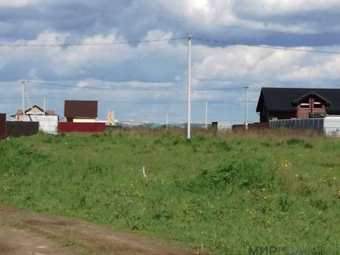Участок: село Верхнее Мячково (фото 4)