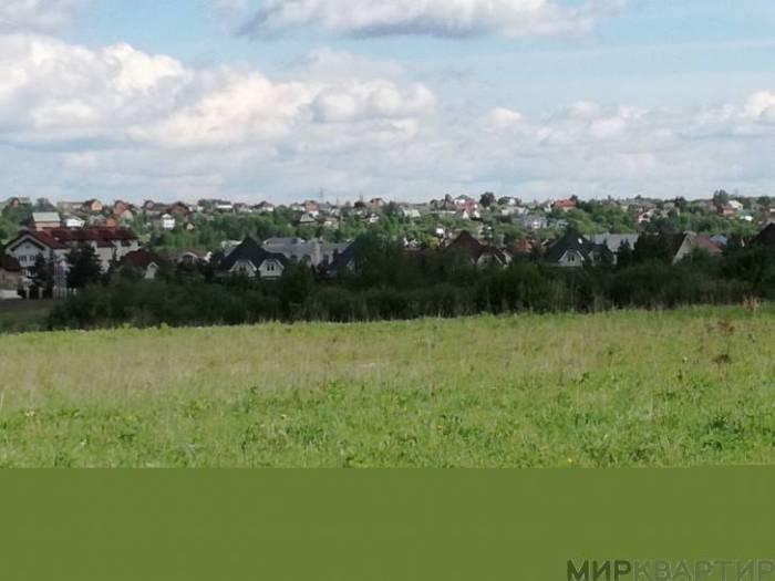 участок - село Верхнее Мячково