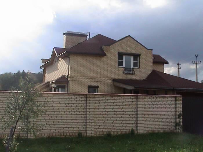 Коттеджный посёлок: дер. Новая Слобода (фото 1)