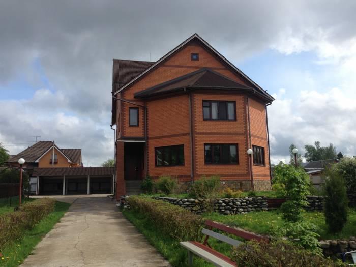коттеджный посёлок - село Ершово