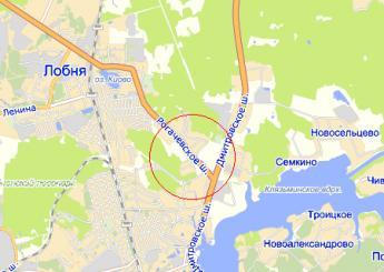 дер. Аббакумово на карте