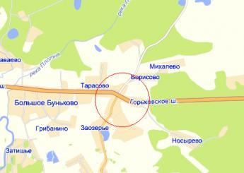 дер. Кузнецы на карте