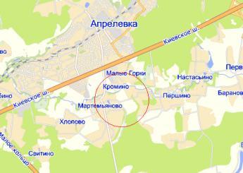 дер. Мартемьяново на карте