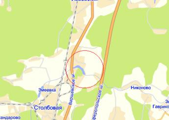 село Молоди на карте