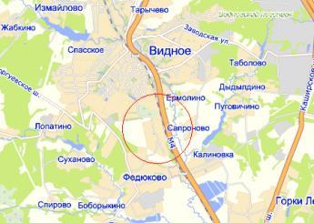 дер. Петрушино на карте