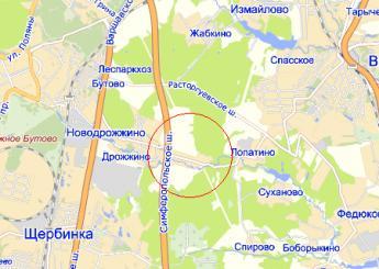 дер. Боброво на карте