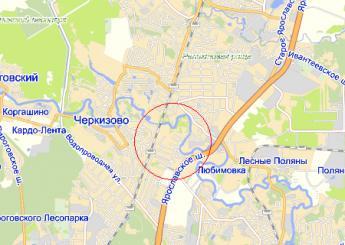 село Тарасовка на карте