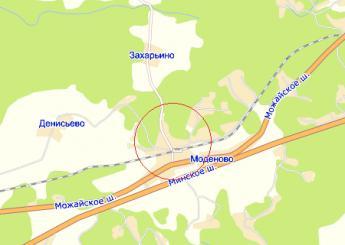 дер. Шаликово на карте