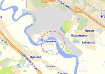 рыбалка в чулково московской области как проехать