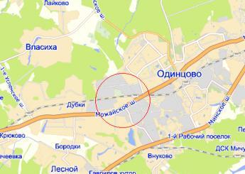 село Акулово на карте